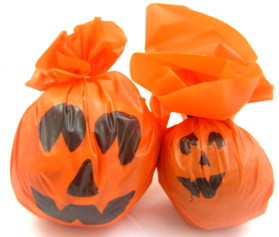 Recycled Plastic Pumpkins