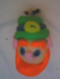 Polymer Clay St. Patrick's Day
