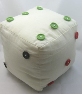 Free Sewing Pattern Dice