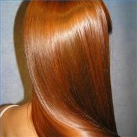 Shiny Hair Rinse