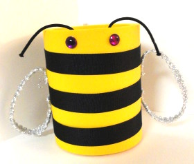 Busy Bee Drink Cozy