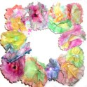 Wreath - Coffee Filter Flowers