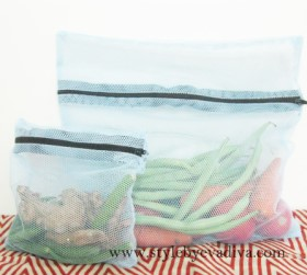 Reusable Net Food Bags