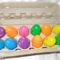 Sensory Game - Plastic Easter Egg