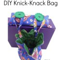 Make A Table Bag To Hold Nick Nacks
