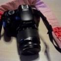 Camera Strap - Pretty Ruffles