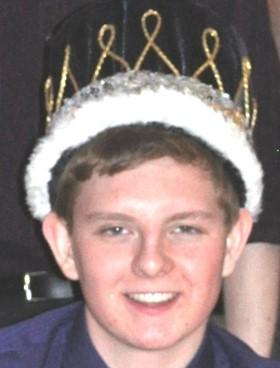 DIY prom king crown
