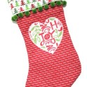Make Your Own Stocking Using Appliqué