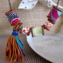 DIY Necklace - Wooden Spool