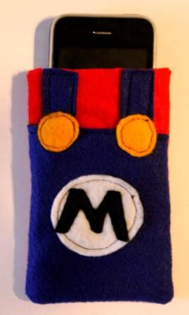 Super Mario iPhone Cozy Tutorial