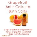 Bath Salt - Grapefruit