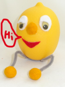 Fruit Storage Characters: DIY Kids Craft