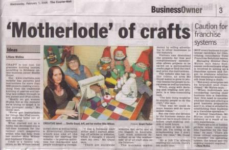 motherlode of crafts