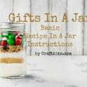 Basic Recipe In A Jar Instructions