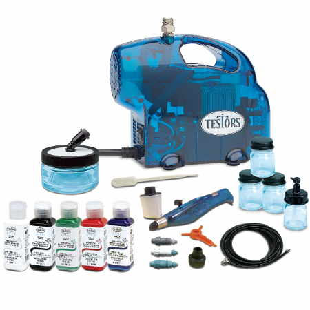 Win Testors Airbrush Kits – Over $500 in value