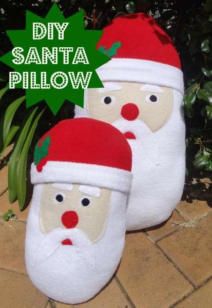 Christmas Santa Sewing Pattern