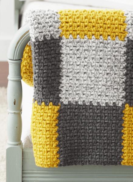 Easy Patchwork Blanket Craftbits Com