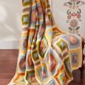 Gorgeous Patchwork Blanket