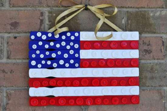 buttonflag