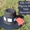 Thanksgiving Pilgrims Hat Decoration
