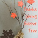 Thanksgiving - Give Thanks Tree