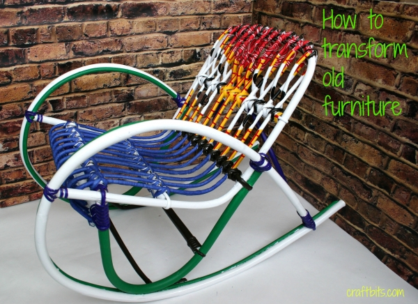 Makeover: How to transform old furniture