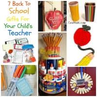 7 Back To School Teacher Gifts