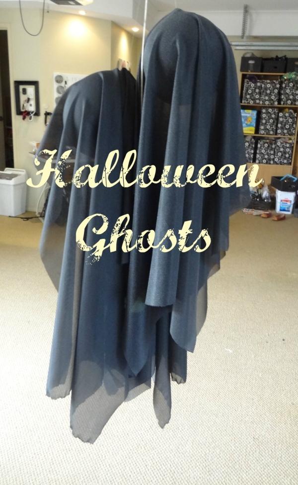 Halloween Dementor Ghosts