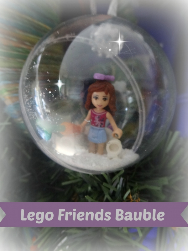 Tree Ornament – Lego Friends