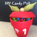 Teacher's #1 Candy Pot
