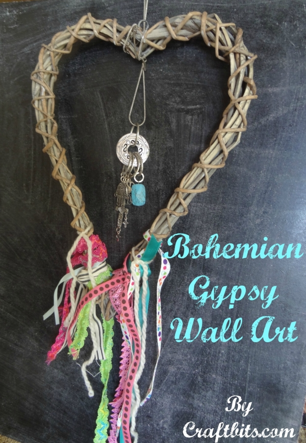Bohemian Gypsy Wall Art