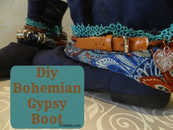 Gypsy Bohemian Boot