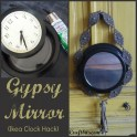 Bohemian Gypsy Mirror: Ikea Hack