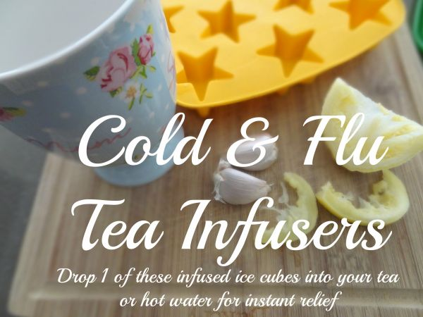 Cold And Flu Tea Infusers