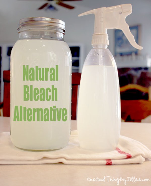 Natural Disinfectant For Use On Body