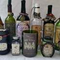 Halloween Table Apothecary Bottles