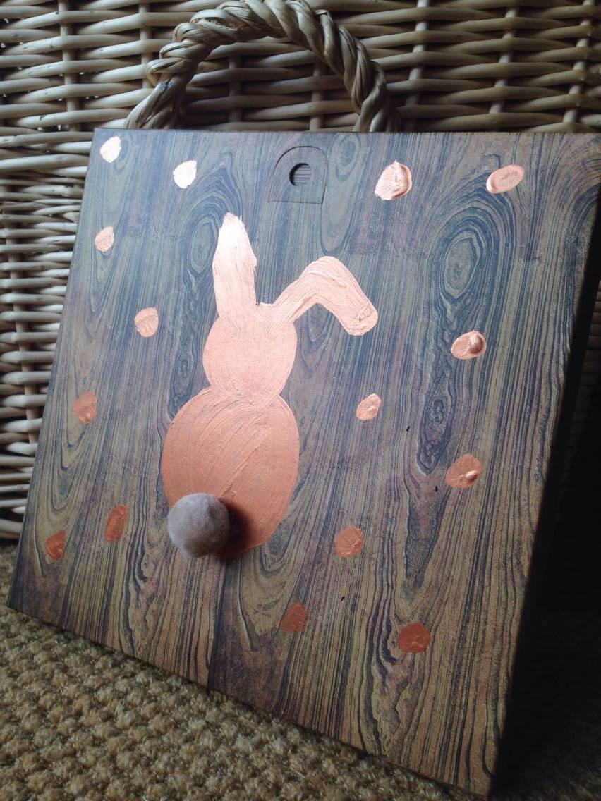 Wall Art – Little Peter Copper Tail