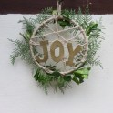 Christmas Wreath - Joy To Nature