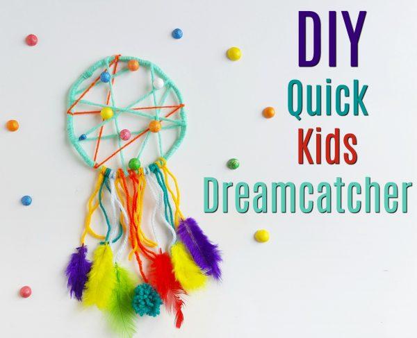 Quick Kids Dreamcatcher
