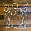 Coat Hanger Christmas Angel