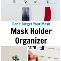 Dollar Tree -  Don't Forget Your Mask Wall Art