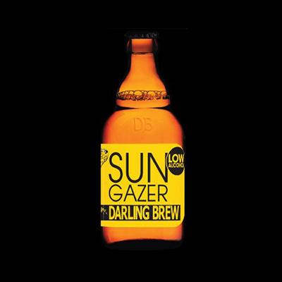 Darling Brew's Sun Gazer Light Beer - 2.5% ABV
