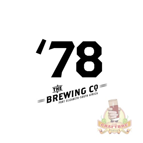 '78 Brewing Company - Craft beer and ginger beer in Port Elizabeth, South Africa