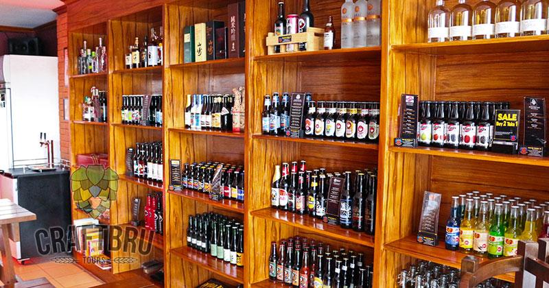 Global Beer Exchange, Manila, Philippines - CraftBru.com