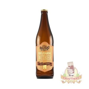 Belgian Witbier by Great Railroad Brewing Company, KwaZulu-Natal, South Africa