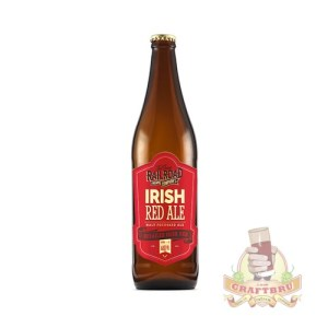 Irish Red Ale by The Great Railroad Brewing Company, KwaZulu-Natal, South Africa