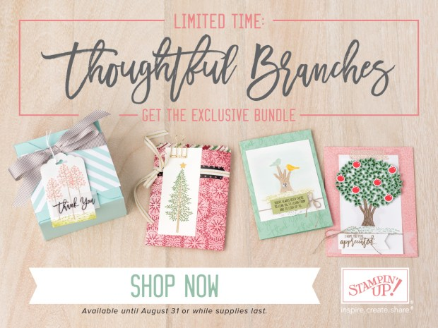Thoughtful Branches Still Available Shop Now craftcarnivore.stampinup.net