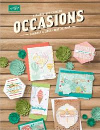 Spring 2017 Occasions Catalog