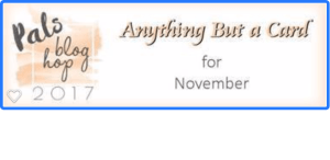 Carousel Book Pals' Blog Hop November 2017 Amy Hoptay