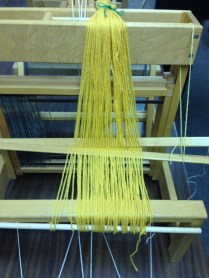 Starting-warping